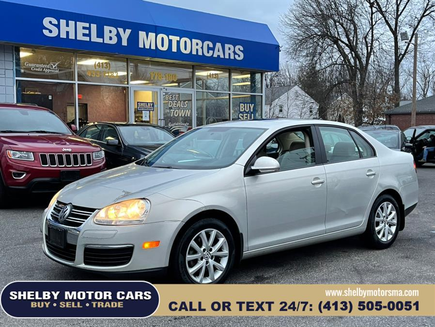 2010 Volkswagen Jetta Sedan 4dr Auto Limited PZEV, available for sale in Springfield, MA