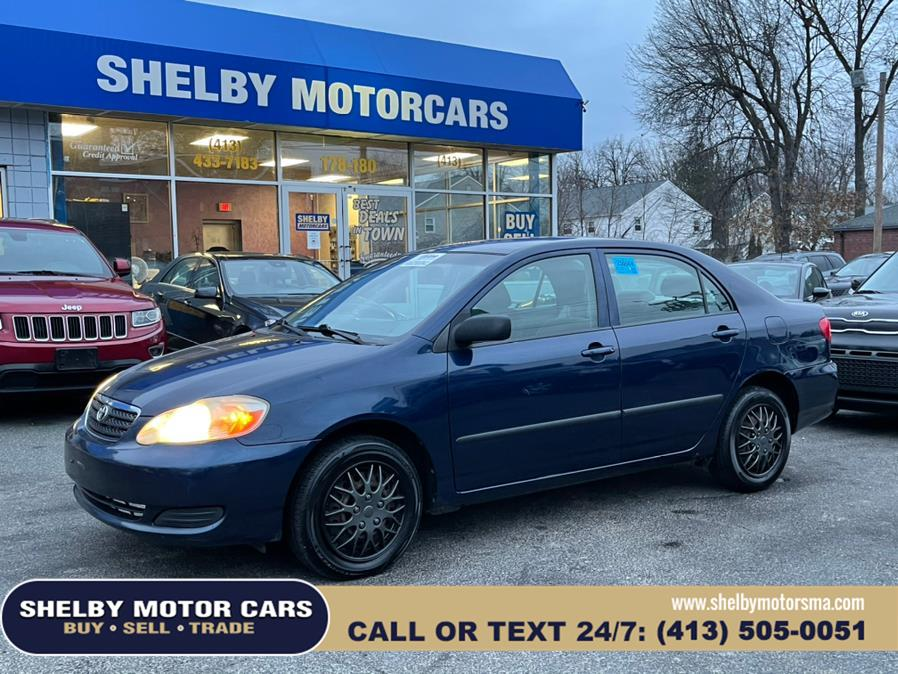 Used 2005 Toyota Corolla in Springfield, Massachusetts | Shelby Motor Cars . Springfield, Massachusetts