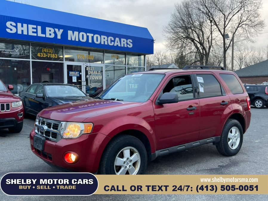 Used 2012 Ford Escape in Springfield, Massachusetts | Shelby Motor Cars . Springfield, Massachusetts