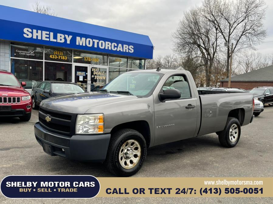 Used 2008 Chevrolet Silverado 1500 in Springfield, Massachusetts | Shelby Motor Cars . Springfield, Massachusetts