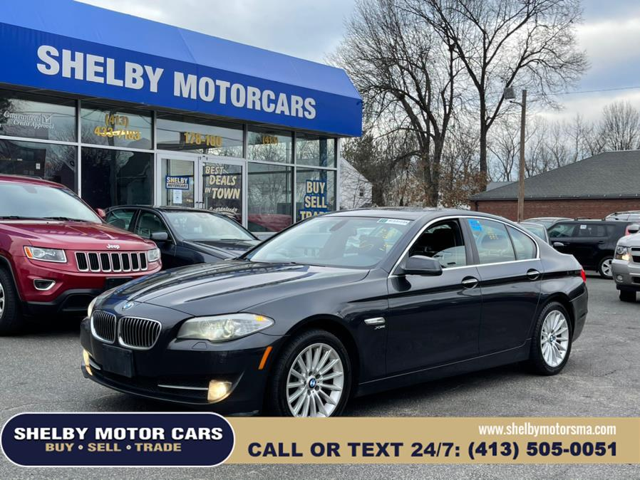 Used 2012 BMW 5 Series in Springfield, Massachusetts | Shelby Motor Cars . Springfield, Massachusetts