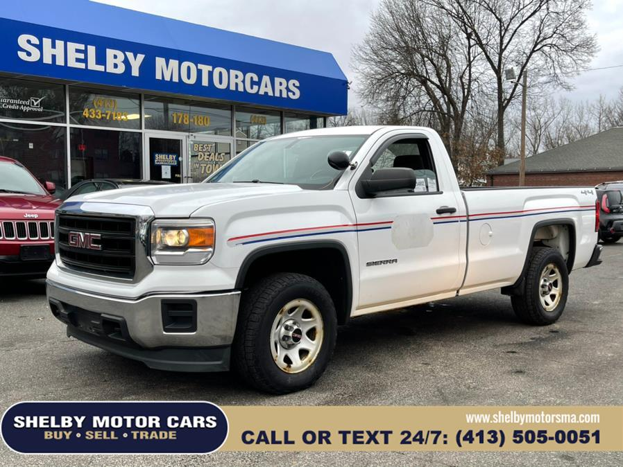 Used 2014 GMC Sierra 1500 in Springfield, Massachusetts | Shelby Motor Cars . Springfield, Massachusetts