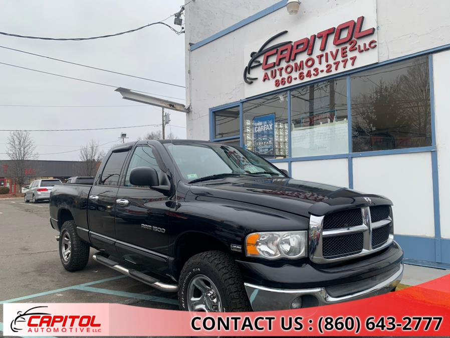 "Used Dodge Ram 1500 4dr Quad Cab 160.5"" WB 4WD SLT 2005 
