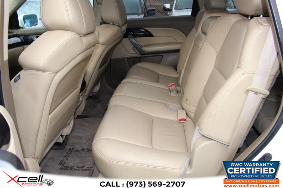 Used Acura MDX Tech Pkg AWD 4dr Tech Pkg 2009 | Xcell Motors LLC. Paterson, New Jersey