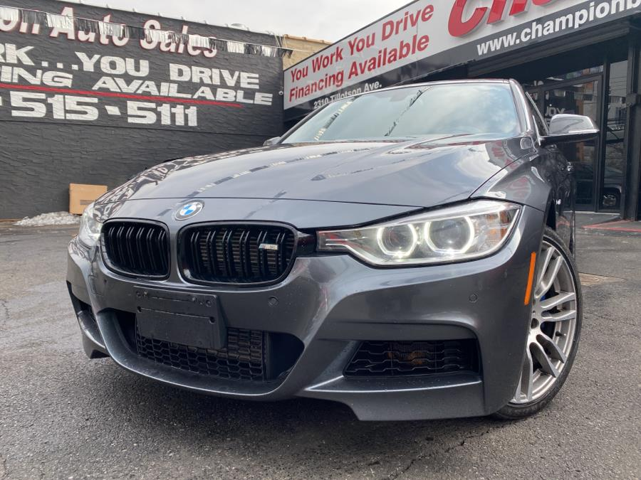 Used 2014 BMW 3 Series in Bronx, New York | Champion Auto Sales Of The Bronx. Bronx, New York