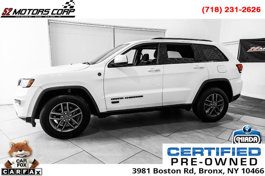 Used 2017 Jeep Grand Cherokee in Woodside, New York | 52Motors Corp. Woodside, New York