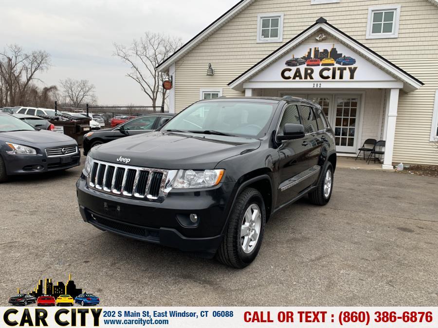 Used Jeep Grand Cherokee 4WD 4dr Laredo 2011 | Car City LLC. East Windsor, Connecticut