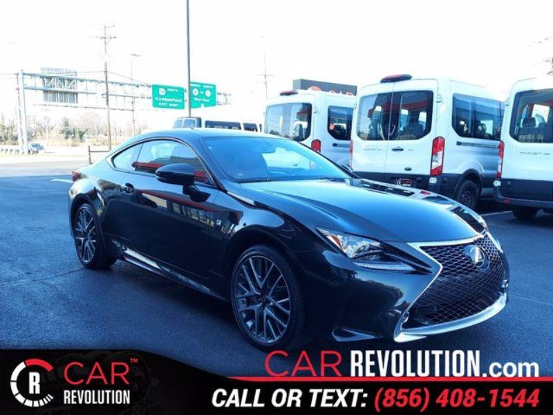 Used 2017 Lexus Rc in Maple Shade, New Jersey | Car Revolution. Maple Shade, New Jersey