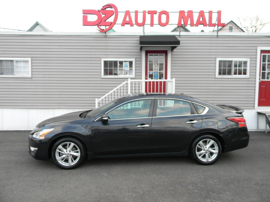 Used 2013 Nissan Altima in Paterson, New Jersey   DZ Automall. Paterson, New Jersey