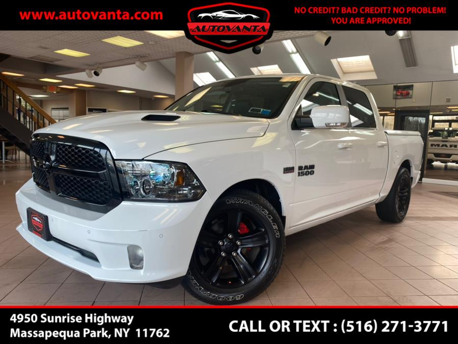 Used 2017 Ram 1500 in Massapequa Park, New York | Autovanta. Massapequa Park, New York
