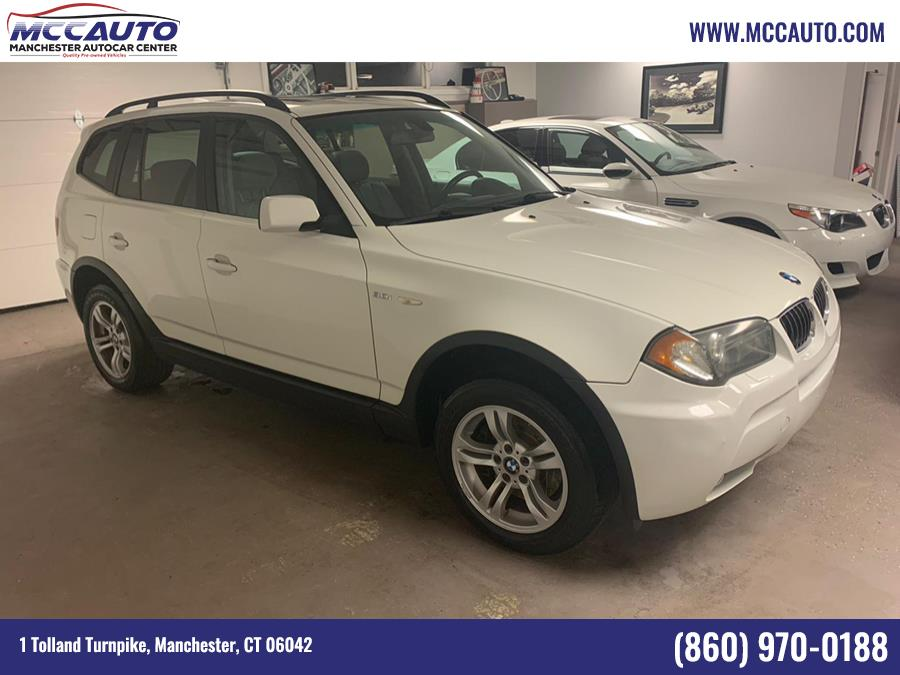 Used 2006 BMW X3 in Manchester, Connecticut | Manchester Autocar Center. Manchester, Connecticut