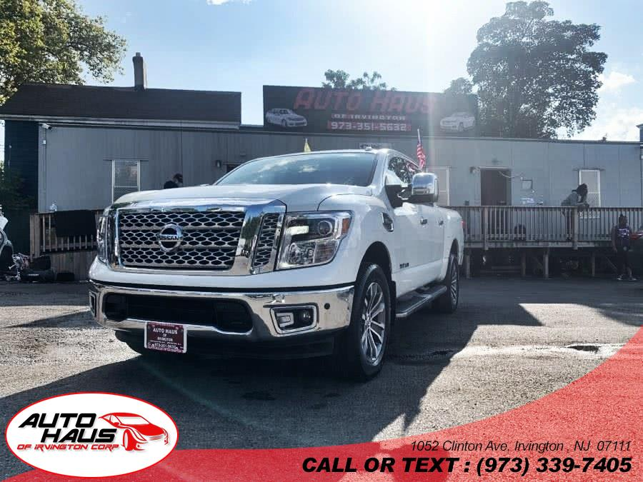Used 2017 Nissan Titan in Irvington , New Jersey | Auto Haus of Irvington Corp. Irvington , New Jersey