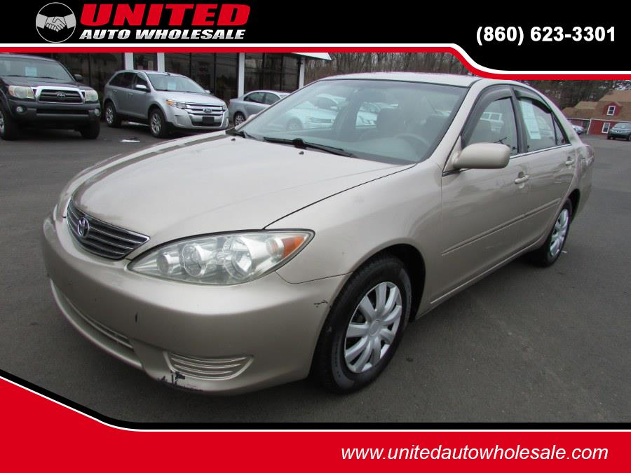 Used 2005 Toyota Camry in East Windsor, Connecticut | United Auto Sales of E Windsor, Inc. East Windsor, Connecticut