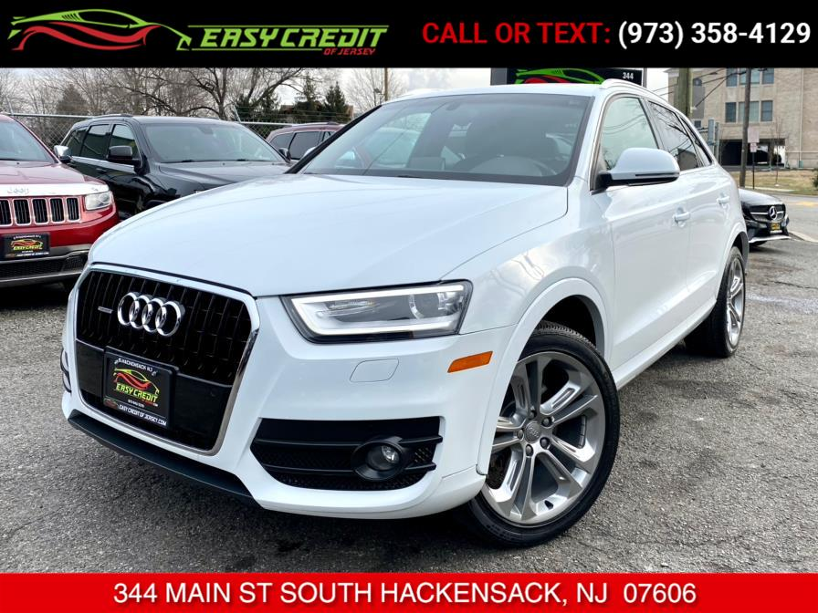 Used 2015 Audi Q3 in South Hackensack, New Jersey | Easy Credit of Jersey. South Hackensack, New Jersey