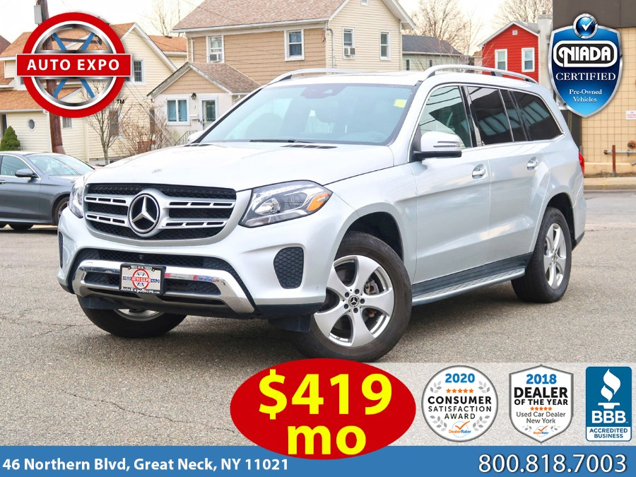 Used 2017 Mercedes-benz Gls in Great Neck, New York | Auto Expo Ent Inc.. Great Neck, New York