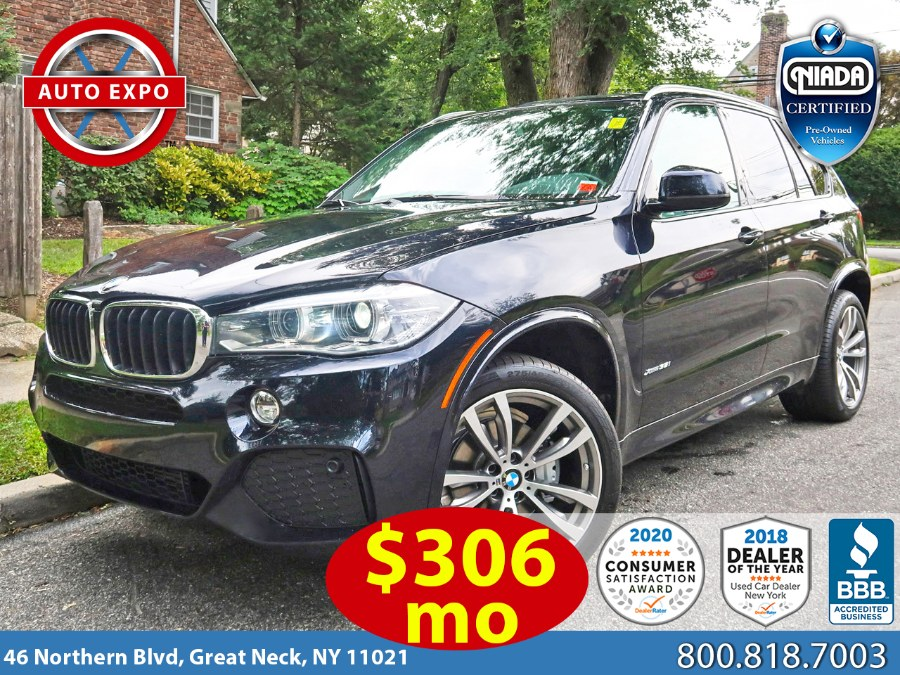 Used 2016 BMW X5 in Great Neck, New York | Auto Expo Ent Inc.. Great Neck, New York