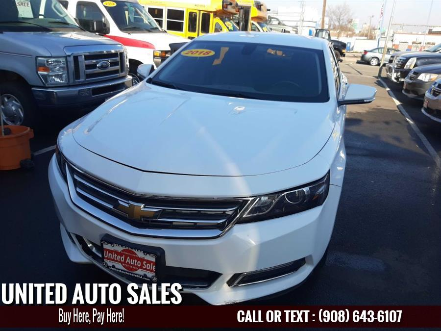 Used Chevrolet Impala LT 2018 | United Auto Sale. Newark, New Jersey