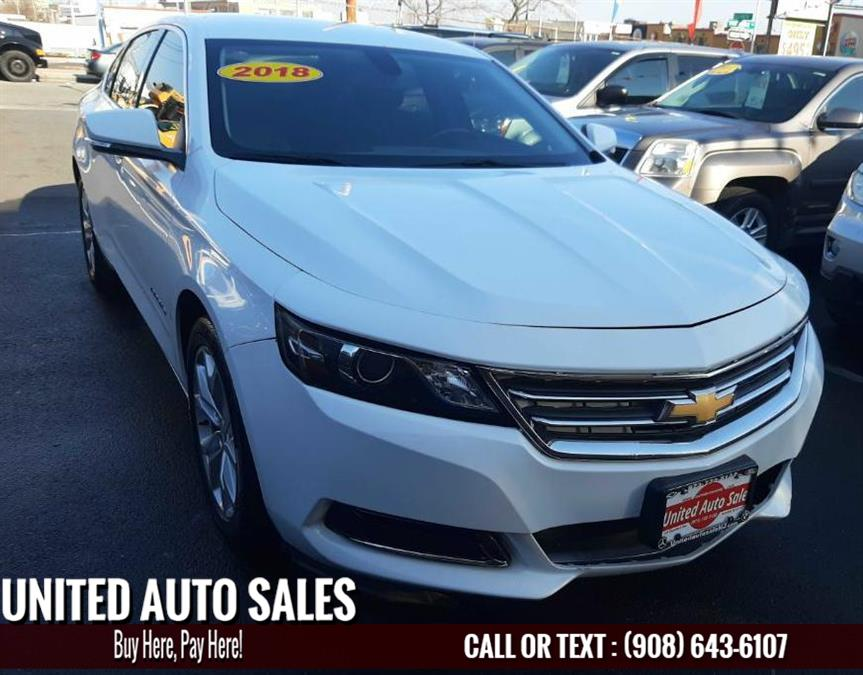 Used 2018 Chevrolet Impala in Newark, New Jersey | United Auto Sale. Newark, New Jersey