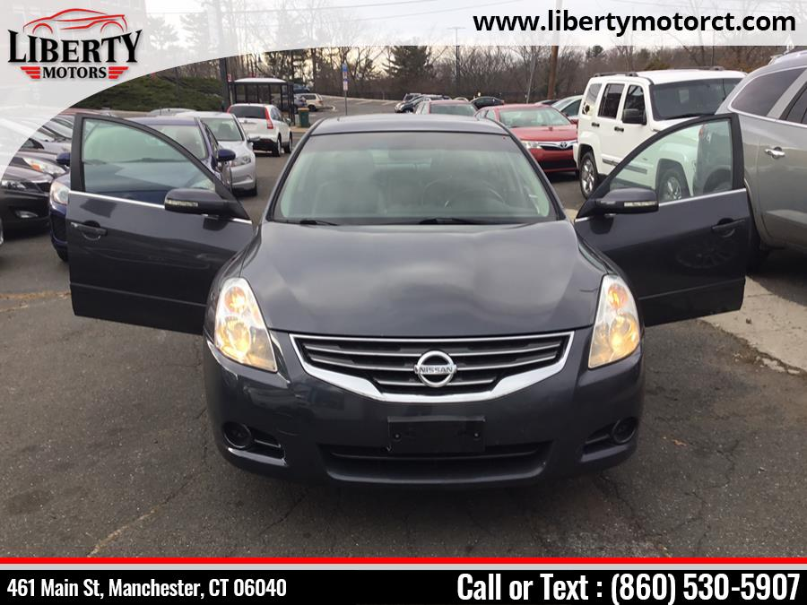 Used 2012 Nissan Altima in Manchester, Connecticut | Liberty Motors. Manchester, Connecticut