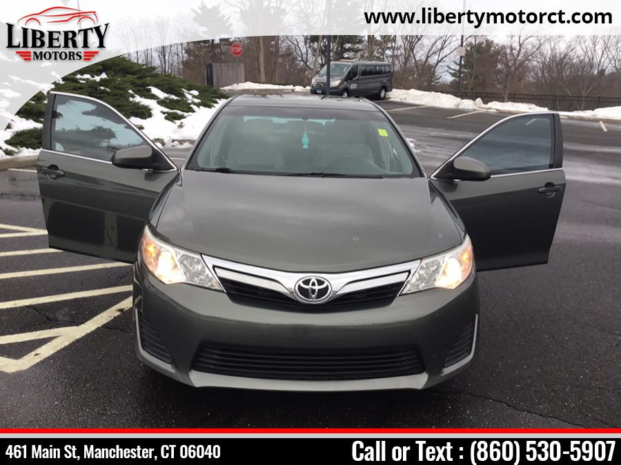 Used 2012 Toyota Camry in Manchester, Connecticut | Liberty Motors. Manchester, Connecticut