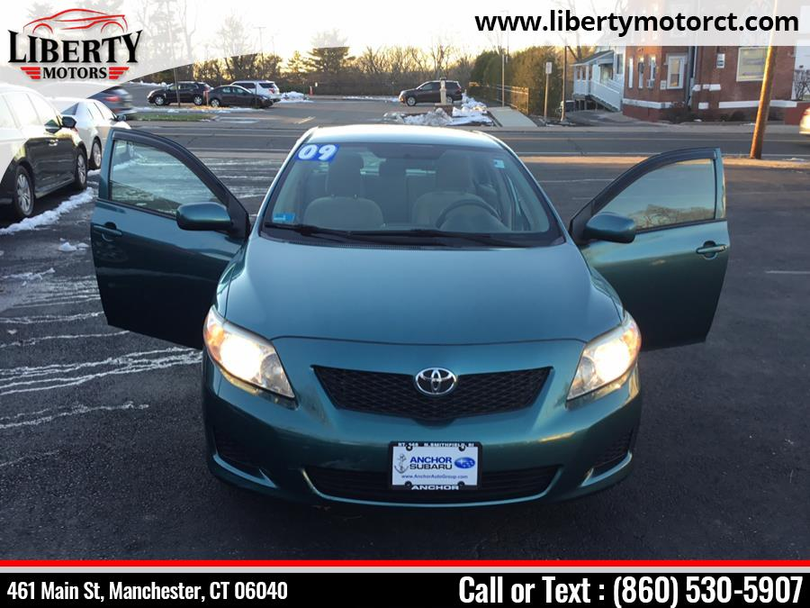 Used 2009 Toyota Corolla in Manchester, Connecticut | Liberty Motors. Manchester, Connecticut