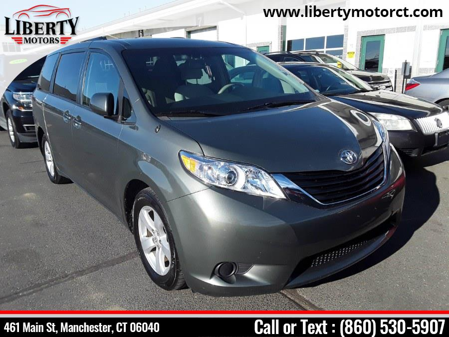 Used 2011 Toyota Sienna in Manchester, Connecticut | Liberty Motors. Manchester, Connecticut
