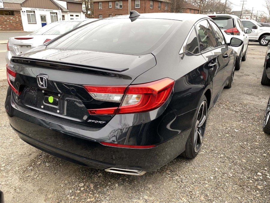 Used Honda Accord Sedan Sport 1.5T CVT 2018 | C Rich Cars. Franklin Square, New York
