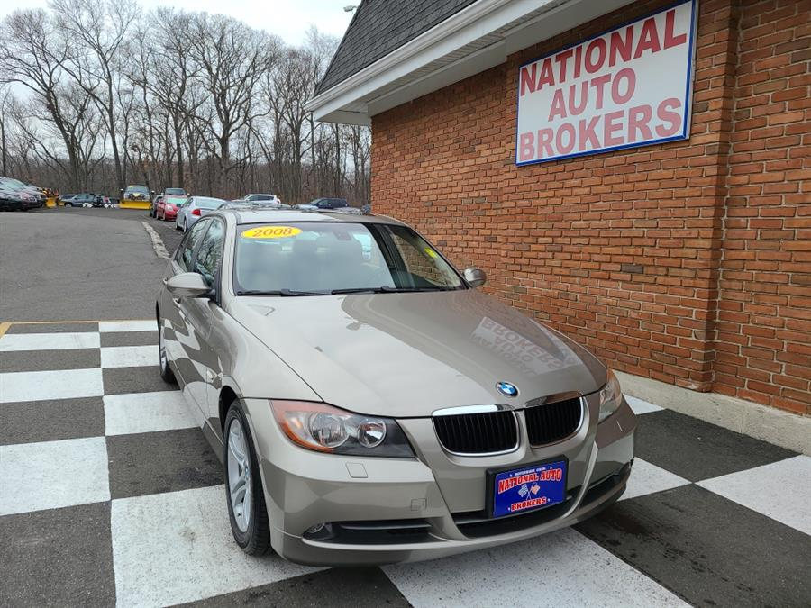 Used 2008 BMW 3 Series in Waterbury, Connecticut | National Auto Brokers, Inc.. Waterbury, Connecticut