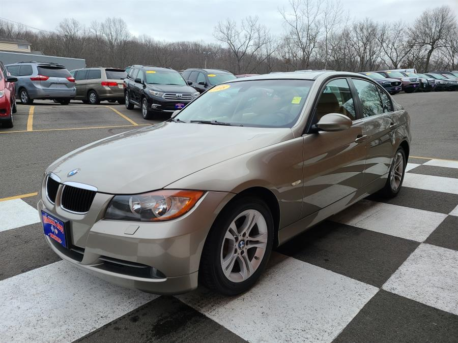 Used BMW 3 Series 4dr Sdn 328xi AWD 2008 | National Auto Brokers, Inc.. Waterbury, Connecticut
