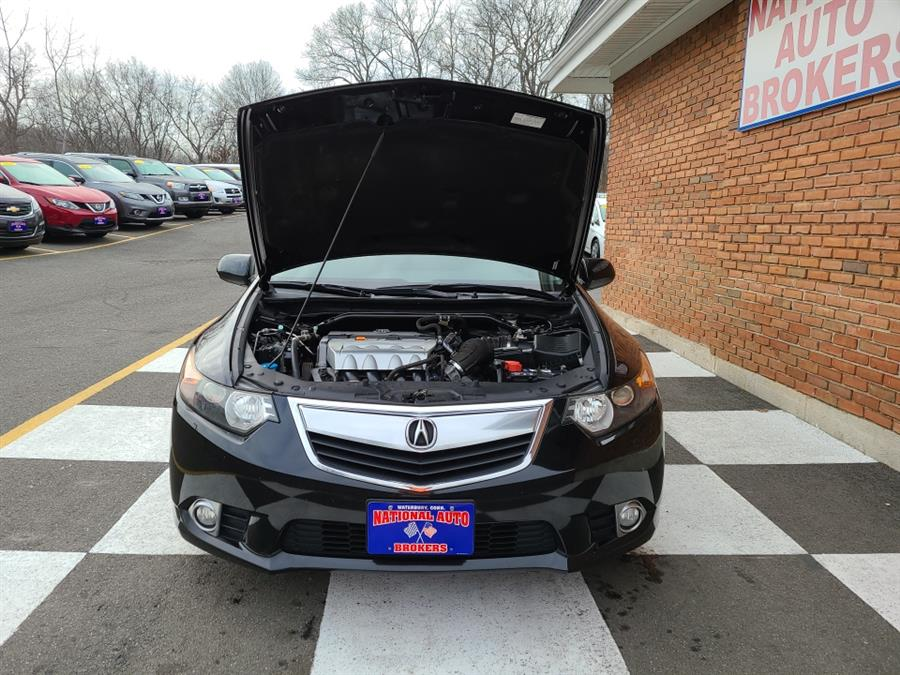 Used Acura TSX 4dr Sdn Auto Tech Pkg 2011 | National Auto Brokers, Inc.. Waterbury, Connecticut