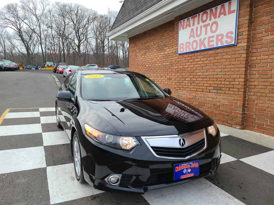 Used 2011 Acura TSX in Waterbury, Connecticut | National Auto Brokers, Inc.. Waterbury, Connecticut