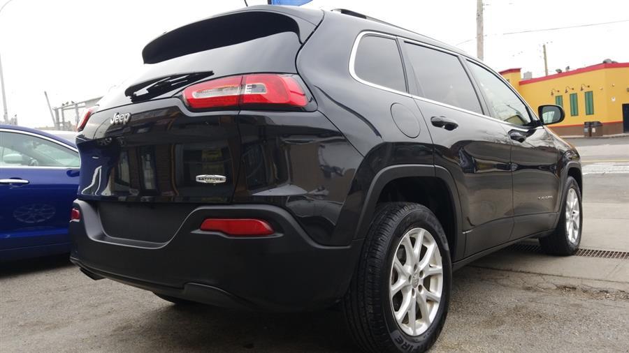 Used Jeep Cherokee FWD 4dr Latitude 2015 | New York Motors Group Solutions LLC. Bronx, New York