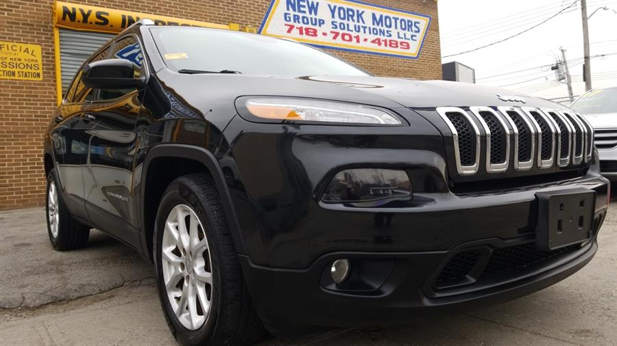Used 2015 Jeep Cherokee in Bronx, New York | New York Motors Group Solutions LLC. Bronx, New York