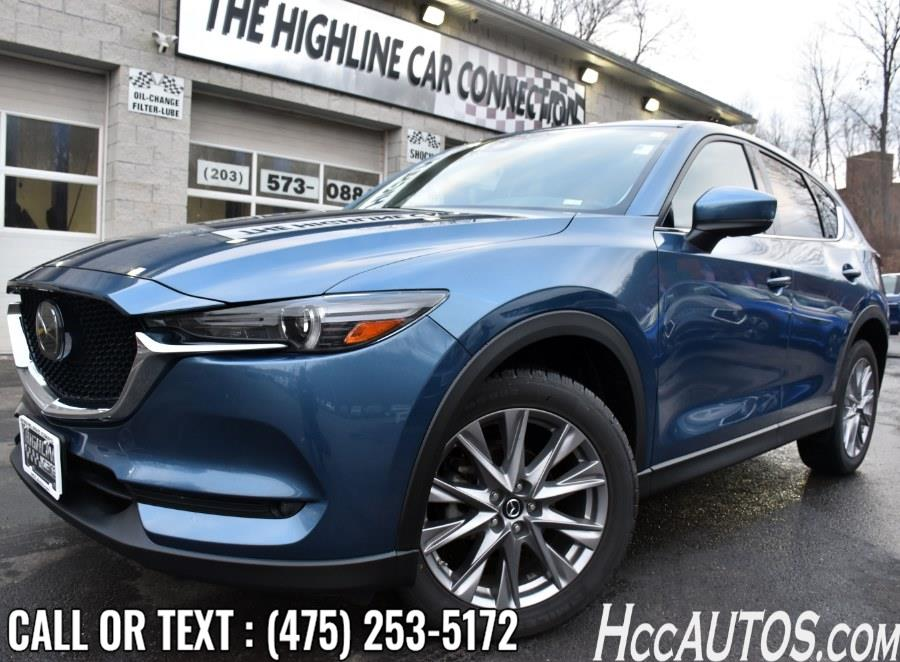 Used 2020 Mazda CX-5 in Waterbury, Connecticut | Highline Car Connection. Waterbury, Connecticut