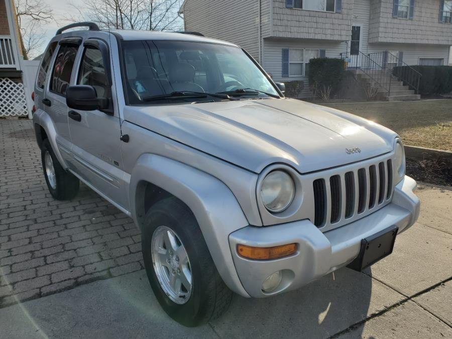 Used Jeep Liberty 4dr Limited 4WD 2002 | SGM Auto Sales. West Babylon, New York