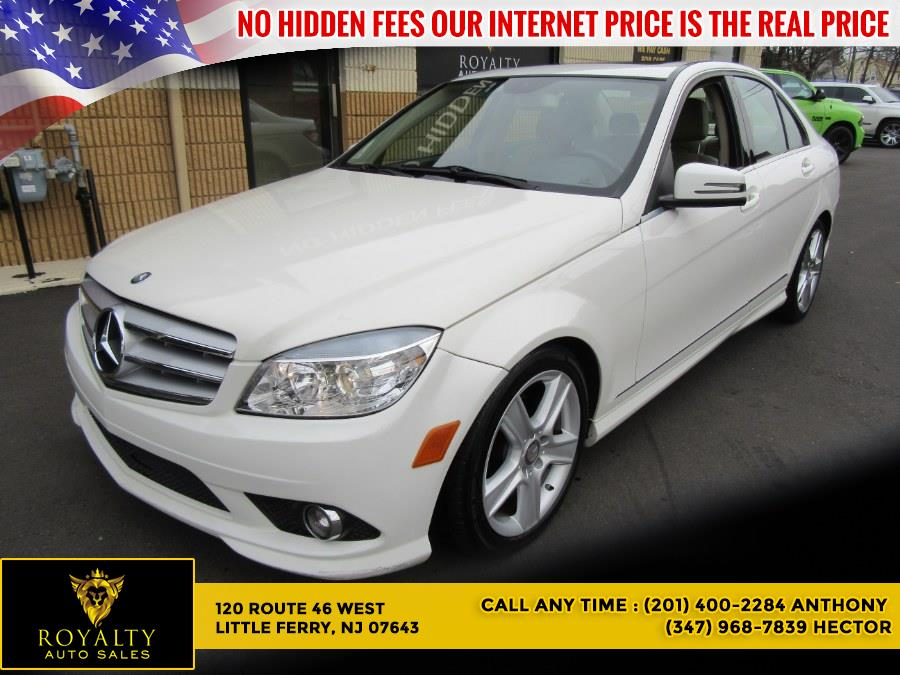 Used 2010 Mercedes-Benz C-Class in Little Ferry, New Jersey | Royalty Auto Sales. Little Ferry, New Jersey