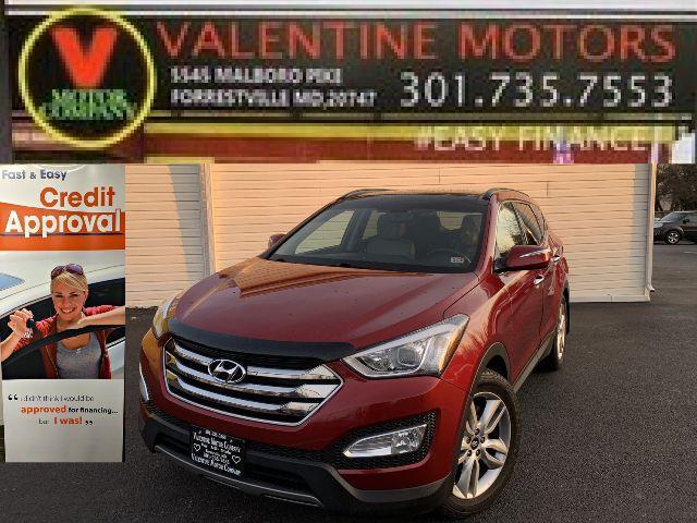 Used 2015 Hyundai Santa Fe Sport in Forestville, Maryland | Valentine Motor Company. Forestville, Maryland