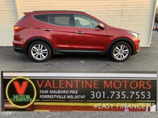 Used Hyundai Santa Fe Sport  2015 | Valentine Motor Company. Forestville, Maryland