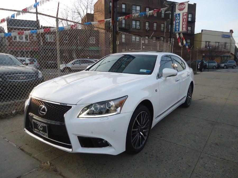 Used 2014 Lexus LS 460 in Brooklyn, New York | Top Line Auto Inc.. Brooklyn, New York