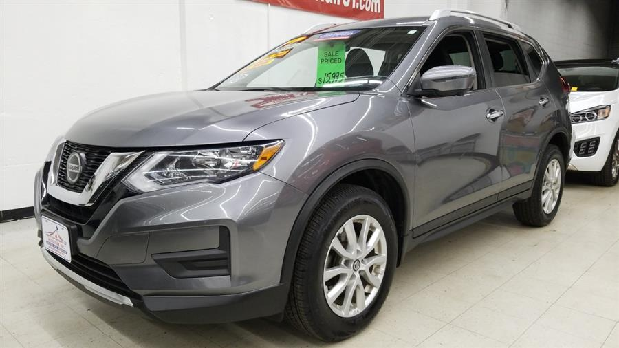 2018 Nissan Rogue AWD SV, available for sale in West Haven, CT