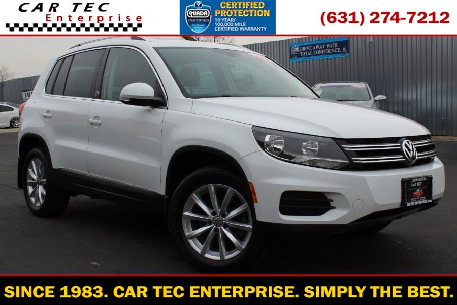 Used 2017 Volkswagen Tiguan in Deer Park, New York | Car Tec Enterprise Leasing & Sales LLC. Deer Park, New York