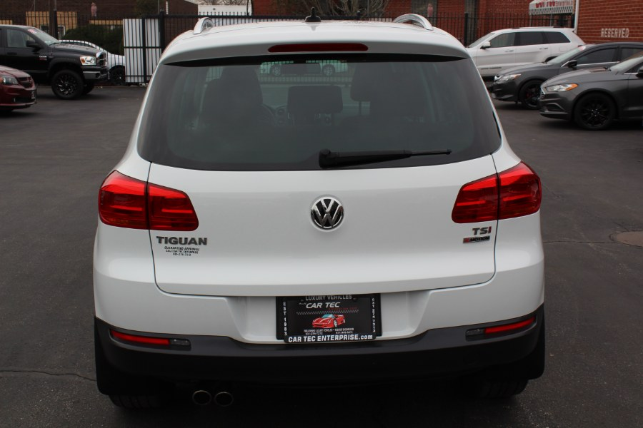Used Volkswagen Tiguan 2.0T Wolfsburg Edition 4MOTION 2017 | Car Tec Enterprise Leasing & Sales LLC. Deer Park, New York
