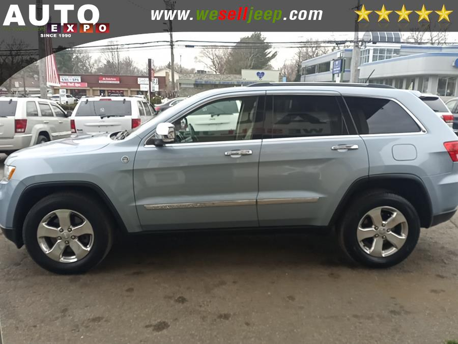 Used Jeep Grand Cherokee 4WD 4dr Limited 2012 | Auto Expo. Huntington, New York