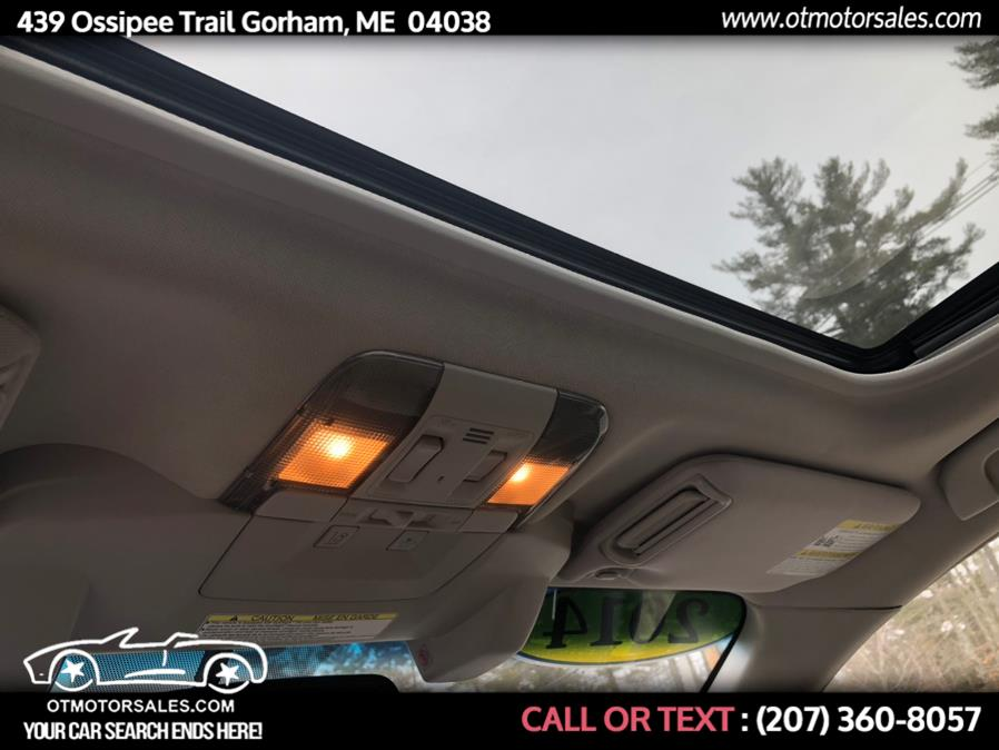 Used Subaru Outback 4dr Wgn H4 Auto 2.5i Limited 2014 | Ossipee Trail Motor Sales. Gorham, Maine