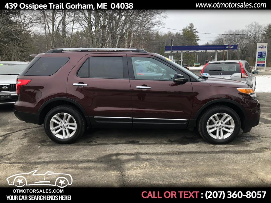 Used 2012 Ford Explorer in Gorham, Maine | Ossipee Trail Motor Sales. Gorham, Maine