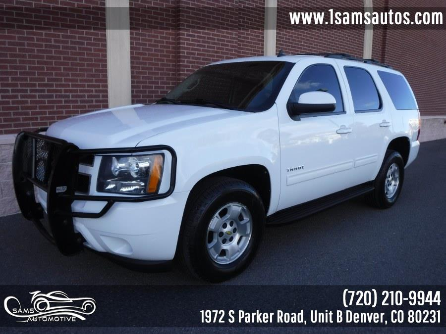 Used 2012 Chevrolet Tahoe in Denver, Colorado | Sam's Automotive. Denver, Colorado