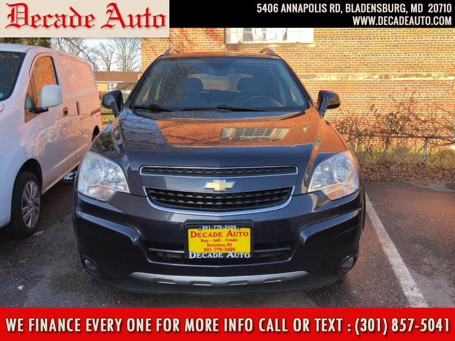 Used 2014 Chevrolet Captiva Sport Fleet in Bladensburg, Maryland | Decade Auto. Bladensburg, Maryland