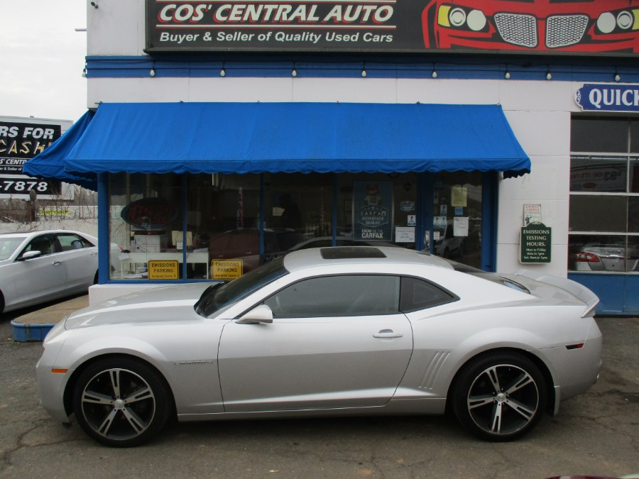 Used Chevrolet Camaro 2dr Cpe 2LT 2011 | Cos Central Auto. Meriden, Connecticut