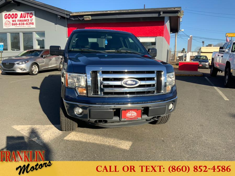 Used 2011 Ford F-150 in Hartford, Connecticut | Franklin Motors Auto Sales LLC. Hartford, Connecticut