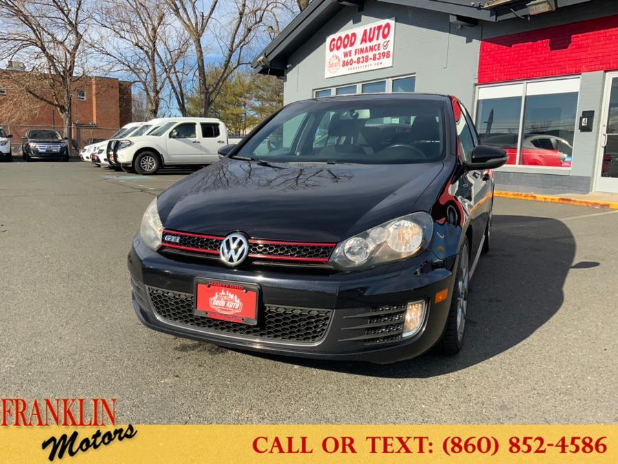 Used 2013 Volkswagen GTI in Hartford, Connecticut | Franklin Motors Auto Sales LLC. Hartford, Connecticut